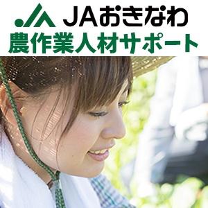 JAおきなわ 農作業人材サポート